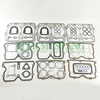 Construction Machinery Excavator NT855 Upper Gasket Kit Diesel Engine Overhaul Repair Parts
