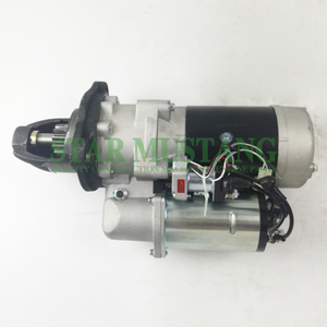 Construction Machinery Excavator 6D108 PC300-6 Starter Motor 24V Engine Repair Parts 600-813-8820