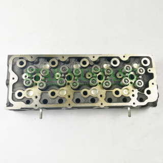 Construction Machinery Excavator V2607 Cylinder Head Assembly Original Engine Repair Parts