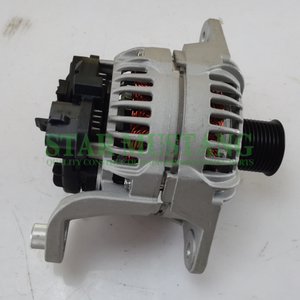 Construction Machinery Diesel Engine Spare Parts Excavator Alternator D6D