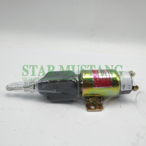 Construction Machinery Diesel Engine Spare Parts Excavator Stop Switch PC200-7 HD-4348 24V