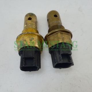 Construction Machinery Diesel Engine Spare Parts Excavator Water Temperature Alarm J08E