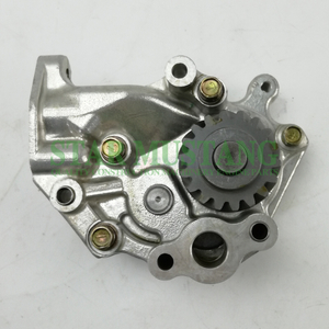 Construction Machinery Excavator H07CT Oil Pump Engine Repair Parts