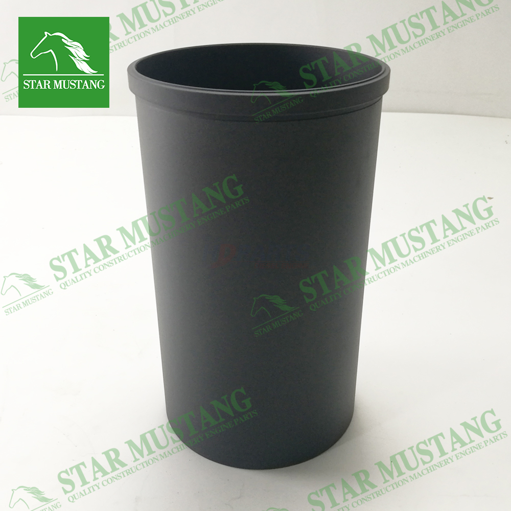 Construction Machinery Excavator J08C Cylinder Liner 8mm Engine Repair Parts