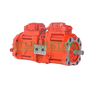 Excavatoer Hydraulic Parts Hydraulic Pump Z3V112DT Hydraulic Pump Assy For Construction Machinery Hydraulic Main Pump