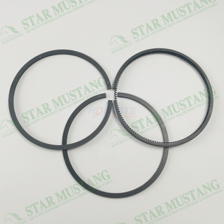 Construction Machinery Excavator 4100 Piston Ring Sets Engine Repair Parts