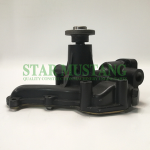 Construction Machinery Excavator 4D82 Water Pump Engine Repair Parts