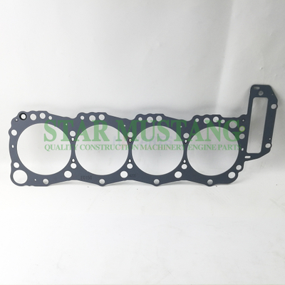 Construction Machinery Excavator S05C Cylinder Head Gasket Metal Engine Repair Parts