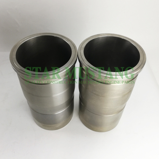 Construction Machinery Excavator D12D Cylinder Liner Engine Repair Parts
