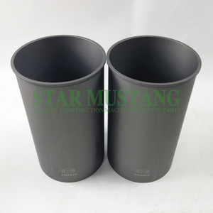 Construction Machinery Excavator J08C Cylinder Liner 3mm Engine Repair Parts