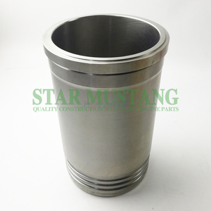 Construction Machinery Excavator 6D15 Cylinder Liner Engine Repair Parts ME071062