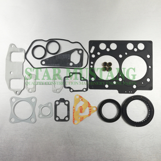 Construction Machinery Excavator 2TNE68 Full Gasket Kit Diesel Engine Overhaul Repair Parts