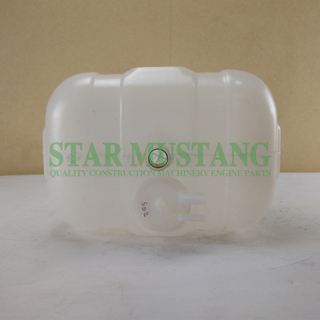 Construction Machinery Parts Coolant Expansion Tank EC210BLC 17411509 Original