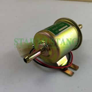 Construction Machinery Engine Parts Electric Fuel Pump 12V HEP-02A