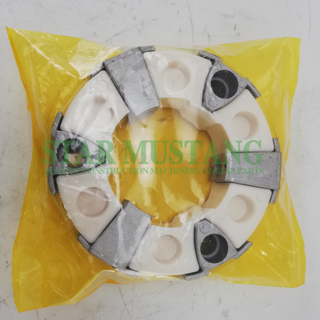 Excavator Parts Rubber Coupling Assy 30H For Construction Machinery