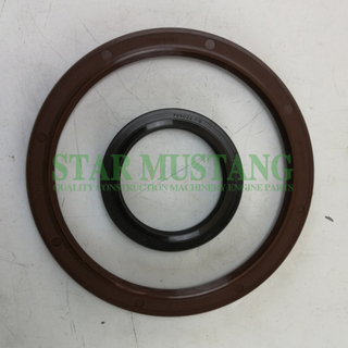 Construction Machinery Excavator Engine Spare Parts Crankshaft Oil Seal Kit F6L913