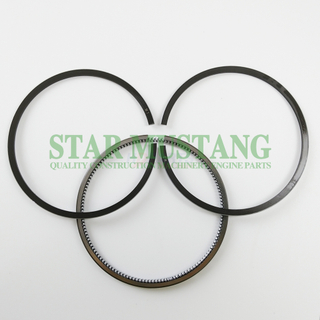 Construction Machinery Excavator D1005 V1305 Piston Ring Sets Engine Repair Parts