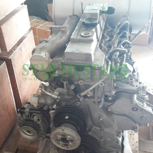Construction Machinery Excavator 4M40 Diesel Engine Assembly Repair Parts