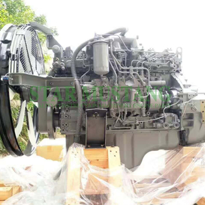 Construction Machinery Excavator 6HK1 Diesel Engine Assembly 190.5KW Repair Parts