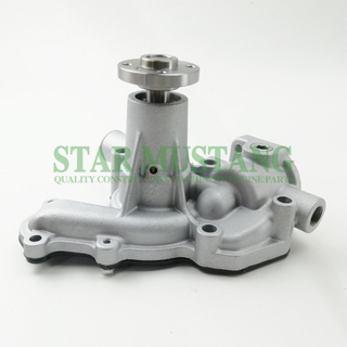 Construction Machinery Excavator 3D82 Water Pump Engine Repair Parts