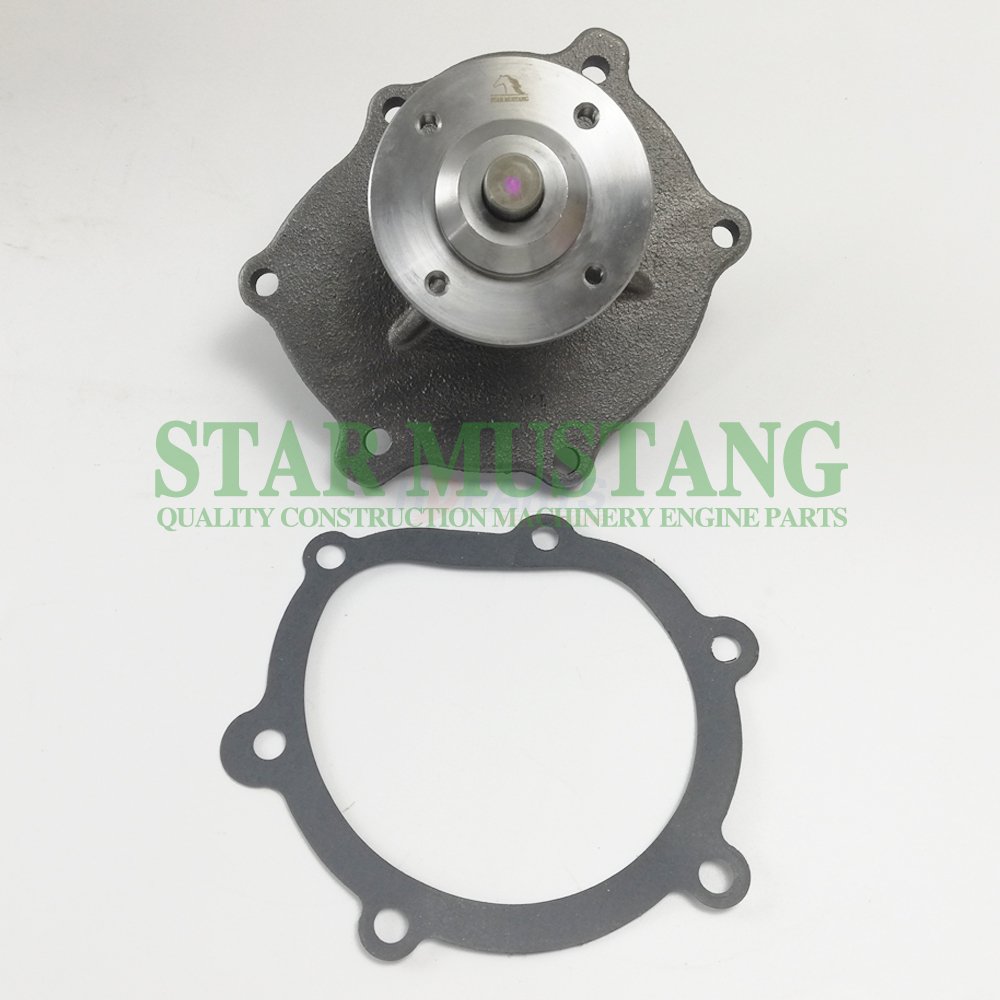 Construction Machinery Excavator W04D Water Pump Engine Repair Parts 3216-3326A