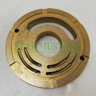 AP2D25 Hydraulic Valve Plate For Construction Machinery Excavator