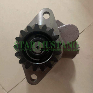 WD615 Hydraulic Steering Pump For Construction Machinery Excavator 612600130267