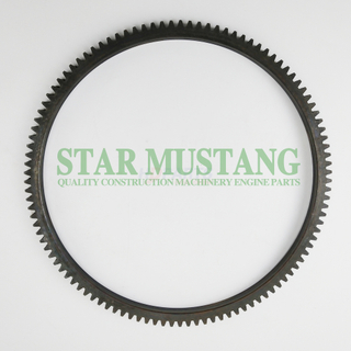 C240 1Z Flywheel Gear 108 Teeth Construction Machinery Excavator Engine Parts
