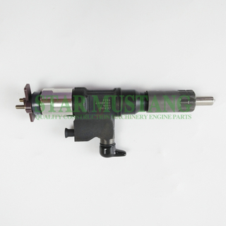 4HL1 Fuel Injector Original Construction Machinery Excavator Engine Repair Parts