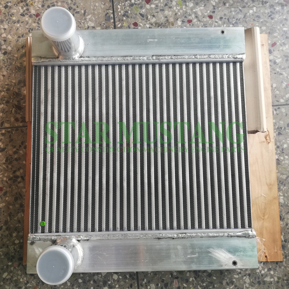 Construction Machinery Excavator BF6M1013 Oil Radiator Original Engine Repair Parts 00918100000