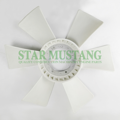 Construction Machinery Excavator RF8 Fan Blade Engine Repair Parts