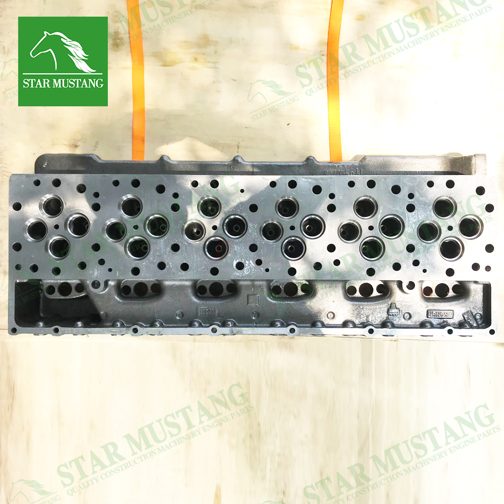 Construction Machinery Excavator C11 Cylinder Head Engine Repair Parts