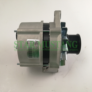 Construction Machinery Diesel Engine Spare Parts Excavator Alternator DR211 CA1068IR 3282554 12V 95A