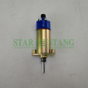 Construction Machinery Diesel Engine Spare Parts Excavator Stop Switch E320B 24V 155-4653
