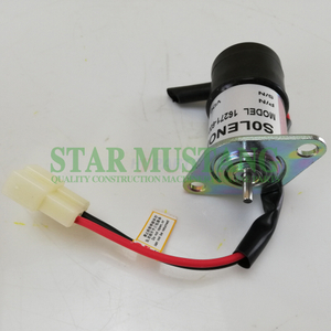 Construction Machinery Diesel Engine Spare Parts Excavator Stop Switch V1505 16271-60012