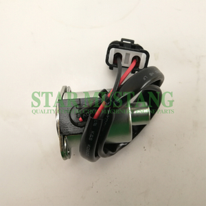 Construction Machinery Diesel Engine Spare Parts Excavator Rotary Solenoid Valve HD-Y2140 PC55 12V