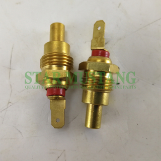 Construction Machinery Diesel Engine Spare Parts Excavator Water Temperature Sensor SK135SR SK200-6 YT52S00001P1