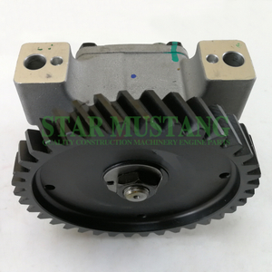 Construction Machinery Excavator D1146 Oil Pump Engine Repair Parts
