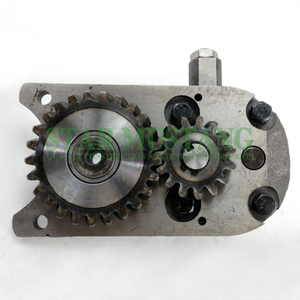Construction Machinery Excavator K4100D1 Oil Pump 25 Teeth 15 Teeth Engine Repair Parts