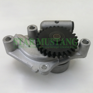 Construction Machinery Excavator 4TNV98 Oil Pump Engine Repair Parts