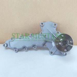 Construction Machinery Excavator D1703 Water Pump Engine Repair Parts