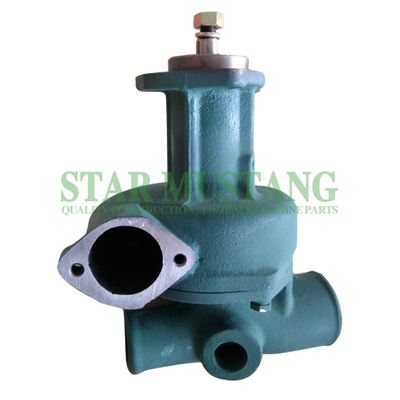 Construction Machinery Excavator NE6T Water Pump Engine Repair Parts