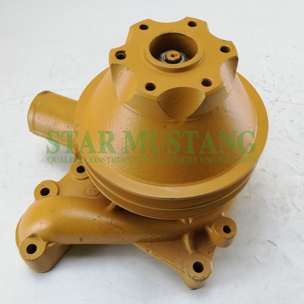 Construction Machinery Excavator 6D105-1 Water Pump Engine Repair Parts