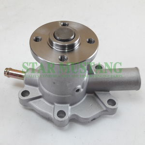 Construction Machinery Excavator D902 Water Pump Engine Repair Parts
