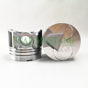 Piston D4BB For Excavator Diesel Engine Spare Parts