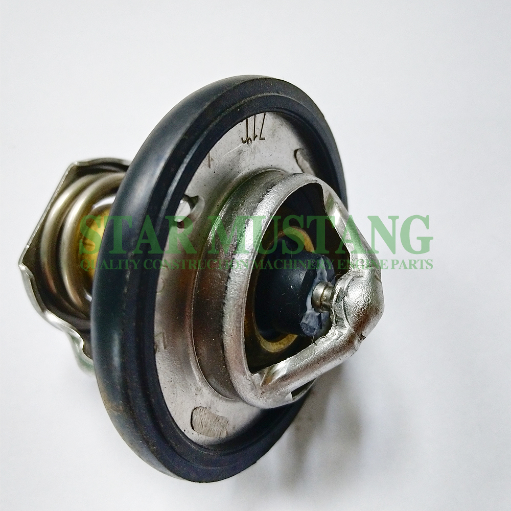Thermostat 3TNV70 Original 119717-49800 Excavator Engine Spare Parts