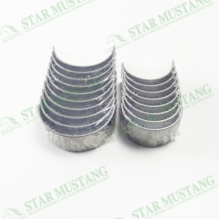 Main And Con Rod Bearing S4F STD For Machinery Excavator Engine Parts