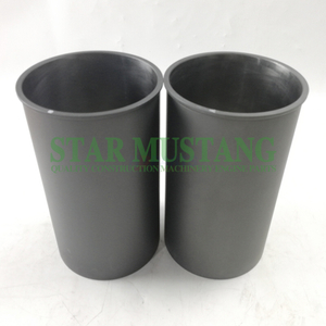 Construction Machinery Excavator J08E Cylinder Liner 3mm Engine Repair Parts