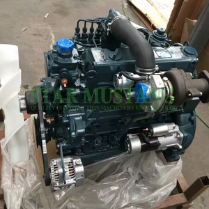 Construction Machinery Excavator V3800T Diesel Engine Assembly Repair Parts