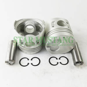 Construction Machinery Excavator 4DR7 Piston With Pin 30mm Engine Repair Parts ME021861